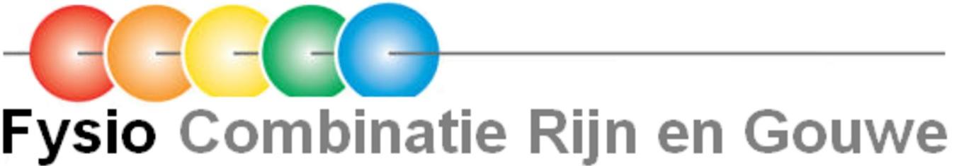 Logo Fysiocombinatie Rijn en Gouwe